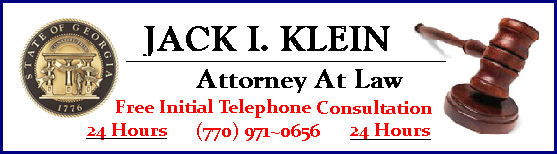 Cobb County GA DUI Traffic ticket lawyer